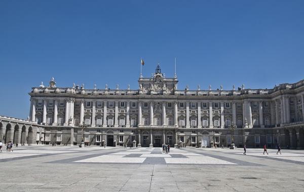 Cuáles son los monumentos más importantes de Madrid - El Palacio Real