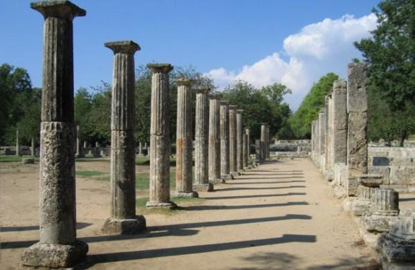 Los mejores monumentos arqueológicos de Grecia - Olimpia