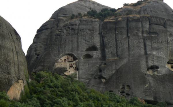 Los mejores monumentos arqueológicos de Grecia - Gran Meteoro