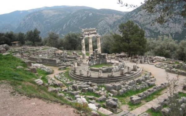 Los mejores monumentos arqueológicos de Grecia - La ciudad de Delfos