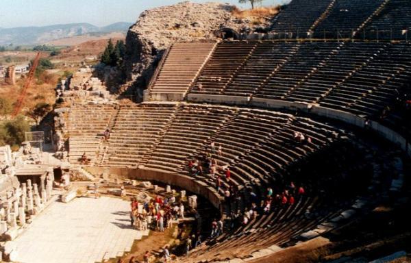 Los mejores monumentos arqueológicos de Grecia - Ciudad de Éfeso