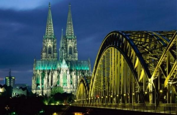 Cuál es el monumento más visitado de Alemania - La catedral más grande de Alemania