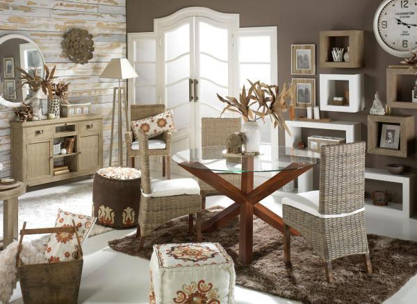 Ideas increíbles para mesas redondas en salones - Inconvenientes de las mesas redondas