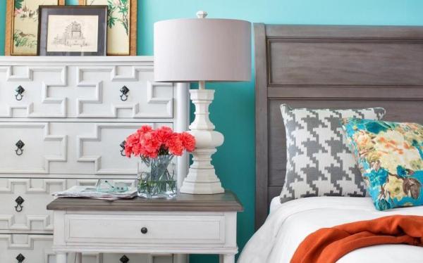 Cómo combinar el color azul turquesa en decoración - El azul turquesa para decorar: mucho más que un color