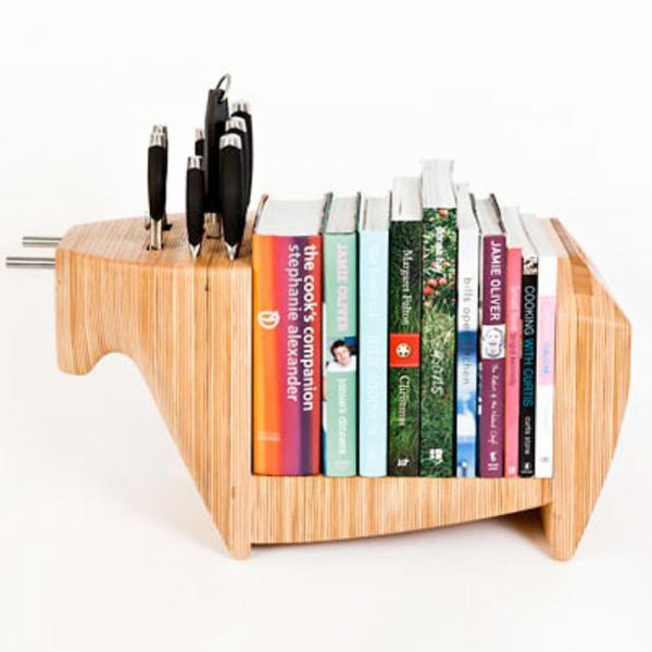 Ingeniosos muebles para ahorrar espacio - Un accesorio multi-funcional de gran originalidad