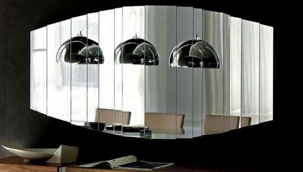 Cómo decorar un comedor con espejos - ideas increíbles - Dónde colocar los espejos en el comedor