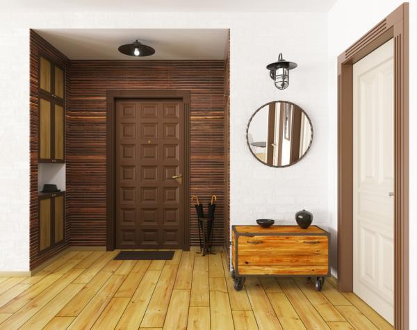 Cómo elegir las puertas de interior - Materiales para las puertas de interior