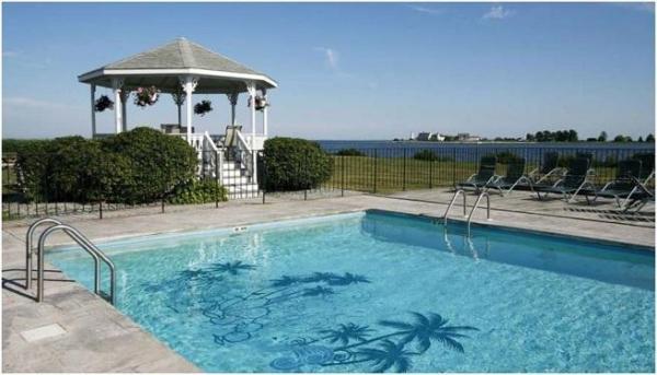Ideas de pegatinas para la piscina - diseños para el fondo - Ventajas de los adhesivos resistentes al agua para piscinas