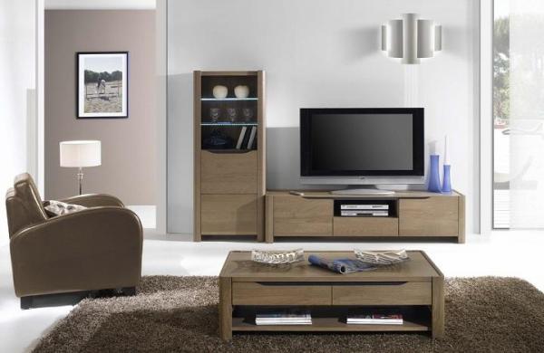 Cómo colocar correctamente la televisión en el salón - ideas y consejos - Tras colocar la televisión en el salón oculta los cables