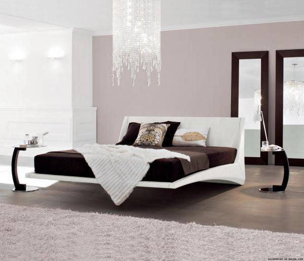 Tipos de camas - descubre los diferentes tipos - Camas flotantes