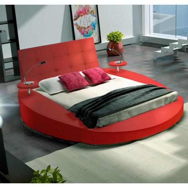 Tipos de camas - descubre los diferentes tipos - Camas redondas