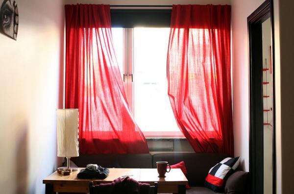 Cómo calcular la medida de las cortinas - Medir el largo de la cortina