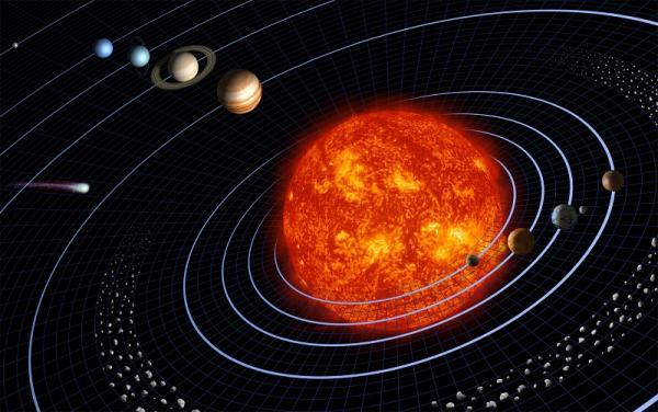 Qué pasaría si no hubiera Sol - La Tierra se saldría de la órbita