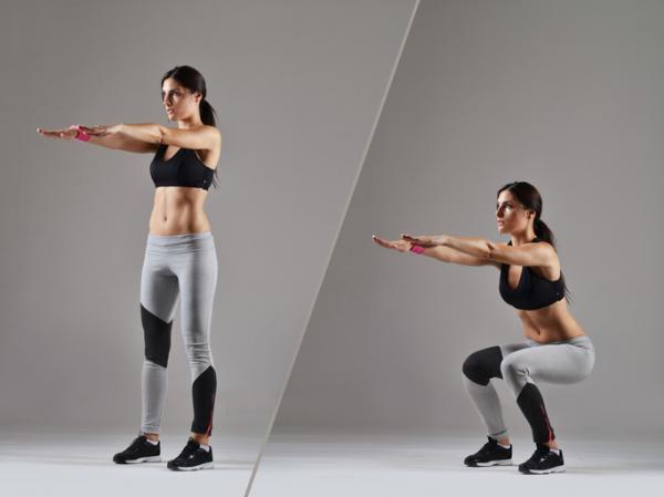 Los 5 ejercicios abdominales más efectivos para hacer en casa - Calentamiento para hacer abdominales efectivos en casa