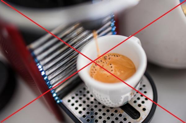 Alimentos prohibidos durante la lactancia materna - Bebidas con cafeína