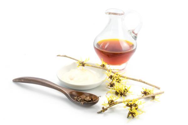 Cremas caseras para las varices y arañitas - ¡remedios caseros efectivos! - Tratamiento casero para varices y arañitas con crema de hamamelis