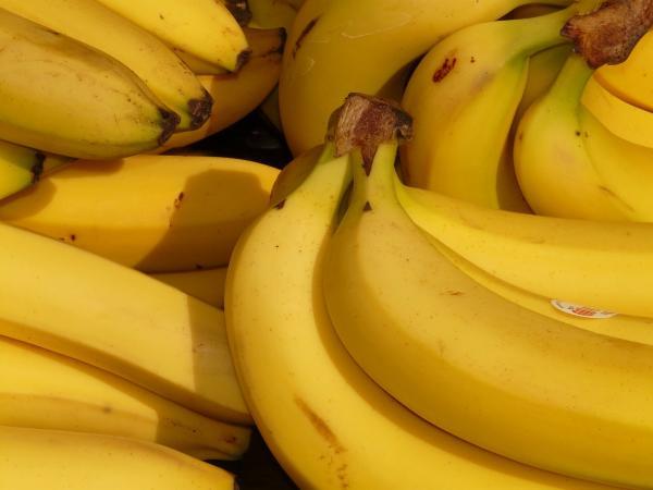 Lista de alimentos laxantes y astringentes - ¡muy completa! - Plátano, ¿astringente o laxante?