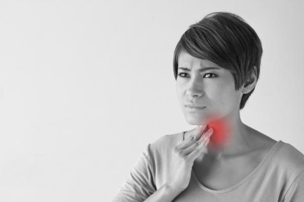 Por qué siento palpitaciones en la garganta - Por qué siento palpitaciones en la garganta