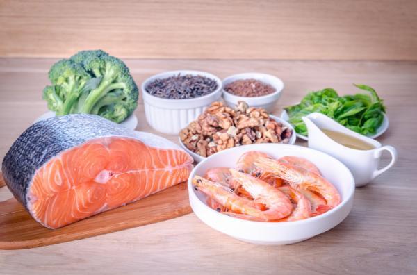 Cómo subir las defensas después de la quimioterapia - Alimentos ricos en omega 3, 6 y 9