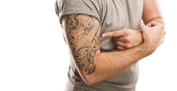 Tatuajes sexys para hombres - Tatuajes sexys para hombres en los brazos