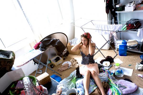 Cómo organizar mi habitación - Saca todas las cosas