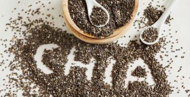 Beneficios de las semillas de chía para el cabello