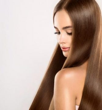 Cómo alisar el pelo con maizena