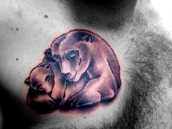 Cuál es el significado de los tatuajes de osos