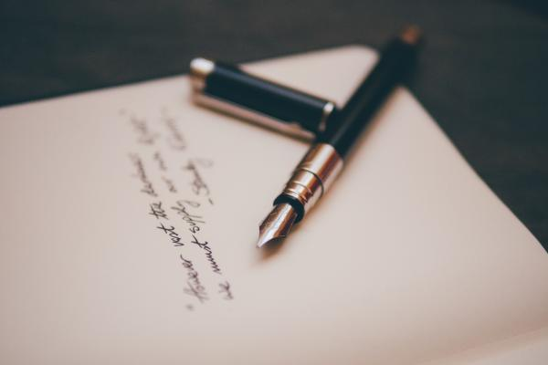 Cuáles son las partes de una carta