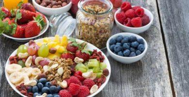 Lista de alimentos laxantes y astringentes - ¡muy completa!
