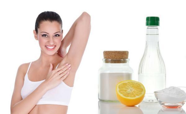 Remedios caseros para el sudor de las axilas - elimínalo naturalmente