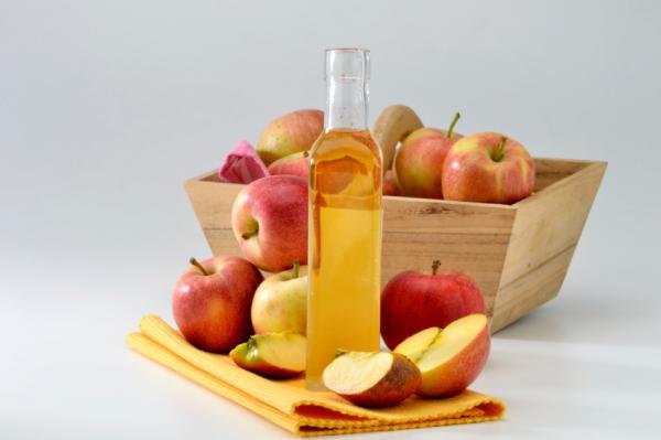 Remedios caseros para la tos ferina - Vinagre de manzana