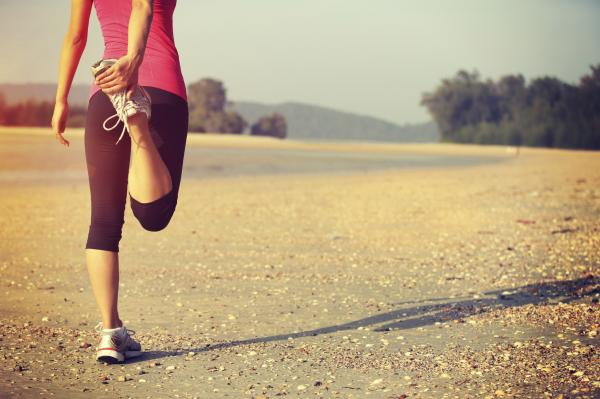 Cómo tener una vida activa y saludable - Haz algo de deporte