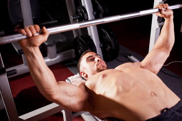 Ejercicios para sacar músculos en los brazos - Ejercicios para sacar músculo en los tríceps