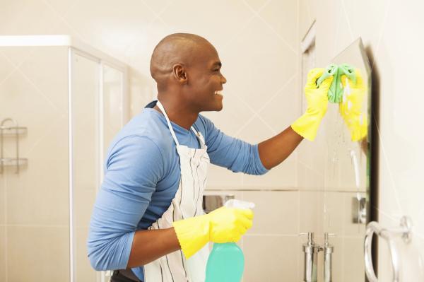 Cómo organizar la limpieza de la casa - Paso 1