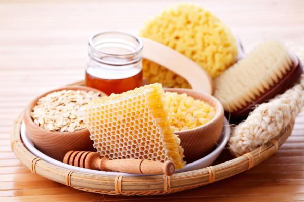 Remedios caseros para aumentar los glúteos - Exfoliar la piel de los glúteos