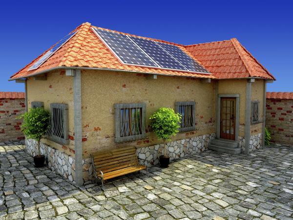 Cómo calentar una casa sin calefacción - Paso 3