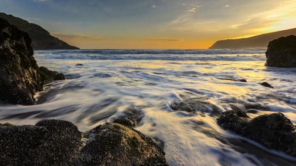 Cuándo sube y baja la marea - Tipos de mareas