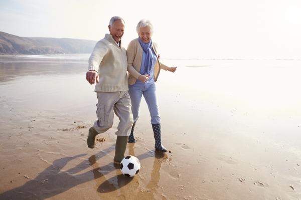 5 consecuencias de no hacer deporte - Jóvenes envejecidos
