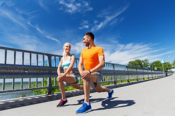 Rutina de ejercicios para principiantes en casa - Rutina de ejercicios de fuerza: Lunes