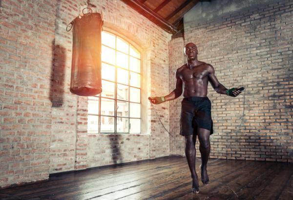 Rutina de ejercicios para principiantes en casa - Rutina de ejercicios cardiovasculares: Martes