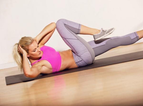 Rutina de ejercicios para principiantes en casa - Rutina de ejercicios de fuerza: Viernes