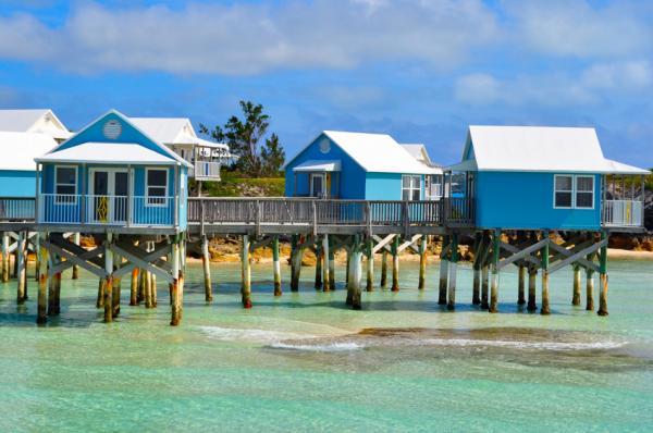 Dónde están las islas Bermudas - con mapa - Playas de las islas Bermudas