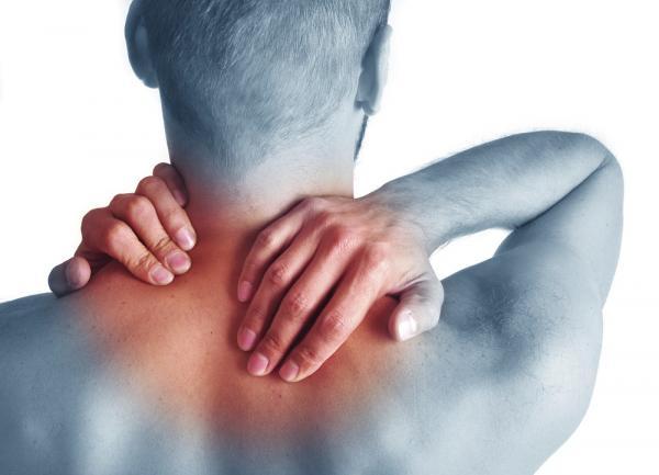 Por qué siento dolor en la clavícula - Ciática del cuello