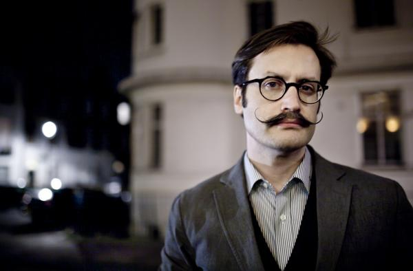 10 tipos de bigote según el rostro - El bigote inglés o handlebar