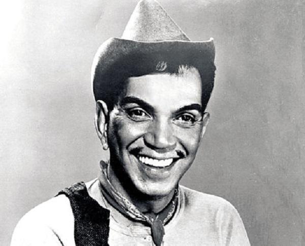 10 tipos de bigote según el rostro - El bigote Cantinflas