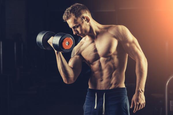 Cómo ganar músculo rápido - Paso 1