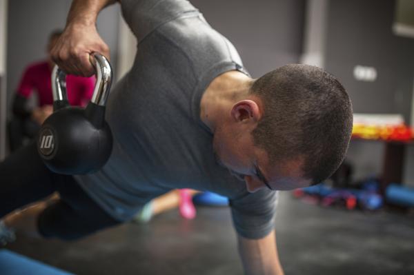 Cómo ganar músculo rápido - Paso 4