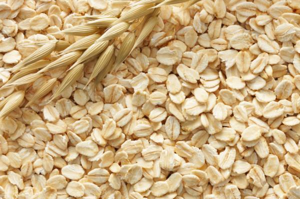 Alimentos bajos en colesterol - Avena