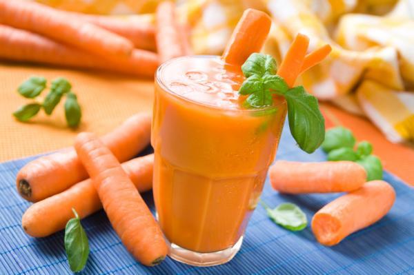 Propiedades de la zanahoria para la salud - Propiedades medicinales de la zanahoria